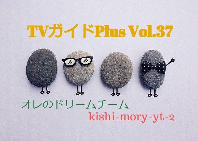 TVガイドPlusVol.37/カウコン感想